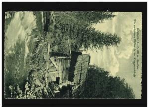 538 Hissen der Flagge auf Iwojima, Schmuck-FDC WASHINGTON 11.7.1945