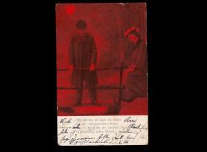 340Wa Korbdeckel 10 Pf EF Brief Seifen und Parfümerie SSt OFFENBACH 25.4.1924