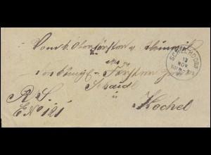 Erinnerungsflug Dolton Stamp Club Illinois 1931-1932 DOLTON 30.5.1932 n. Chicaco