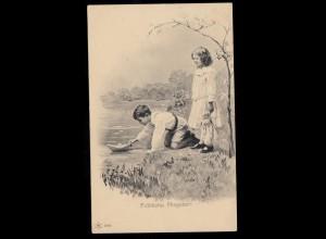 340Wa EF Brief Papierwarenfabriken Markenalbum Behrens ALFELD (LEINE) 17.4.1924