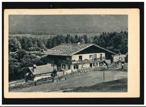 Luftpost Surinam-Trinidad LUCHTPOST 152-155 auf R-Brief PARAMARIBO 9.9.1930