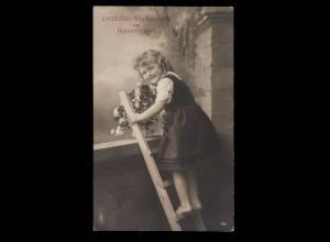 Südafrika / Kap der Guten Hoffnung Umschlag 2 1/2 Penny oliv CAPE TOWN 8.4.1896