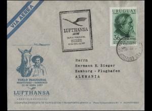 355 Radfernfahrt als EF auf Schmuck-Brief Friedensfahrt HILDBURGHAUSEN 4.5.1953