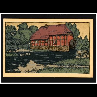 Baden Vorphilatelie Faltbrief roter Einzeiler SALEM geschrieben 4.8.1836