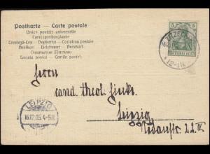 Deutsche Zensur auf Brief mit Hitler-Frankatur ESPENHAIN über GASCHWITZ 9.7.1942