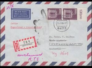 88-90 Vorolympia-Satz auf Ersttagsblatt DIN A6 ESSt BERLIN-CHARLOTTENBURG 1952