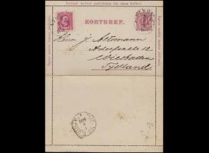 Zensurbrief aus der Türkei: 681+682 Freimarken auf R-Brief ISTANBUL 4.4.1922