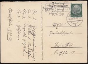 Liebes-AK Singspiel Das Dreimäderlhaus: Der Abschied, ungebraucht