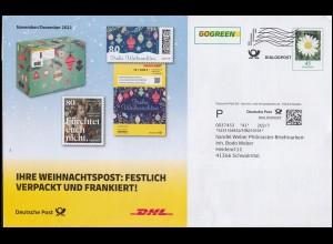 Schweiz Numisbrief-FDC 800 Jahre Bern, Silberprägung 999 der PTT BERN 22.2.1991