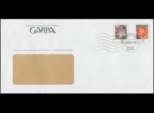 Block 18 Bundespräsidenten auf Schmuck-FDC mit ESSt Bonn 10.11.982