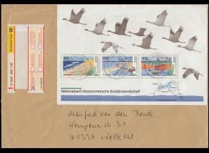 Block 36 Boddenlandschaft 1996 als EF auf EE STENDAL 12.6.2002