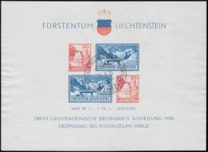 Gedenkblatt Otto-Lilienthal-Festival 100 Jahre Menschenflug SSt ANKLAM 13.7.1992