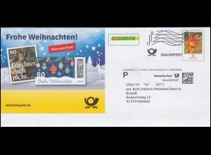 Schweiz Numisbrief Eröffnung Seelisberg-Tunnel 12:12 Uhr 12.12.1980