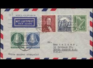 Tiere-AK Ostern. Mädchen mit Hasen im Korb, WEISSENAU 21.3.1913