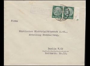 Malta Postkarte P 1 König Eduard 5.9.1909 nach HOHENSTEIN-ERNSTTHAl 9.9.09