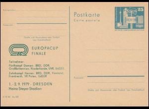 DDR P 80 Europacup Finale Leichtathletik Teilnemher 1979, **