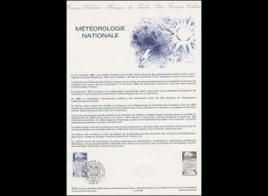 Collection Historique: Météorologie Nationale & Nationaler Wetterdienst 22.10.83
