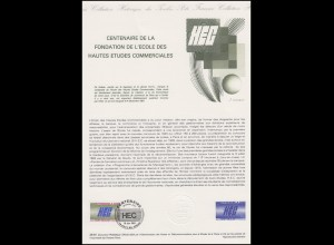 Collection Historique: HEC - Wirtschaftswissenschaftliche Fakultät 19.6.1981