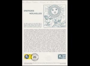 Collection Historique: Energies Nouvelles & Neue Energien 28.3.1981
