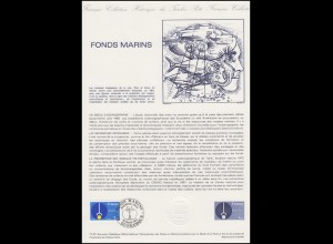 Collection Historique: Fonds Marines & Meeresfonds 28.3.1981