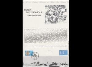 Collection Historique: Mikroelektronik Forschungszentrum Grenoble 5.2.1981