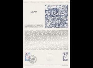 Collection Historique: L'Eau - Wasser & Regen & Schnee 14.3.1981