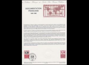 Collection Historique: Documentation Francaise & Computer und Literatur 16.11.85