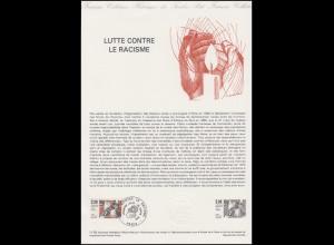 Collection Historique: Kampf gegen Rassismus - Lutte conte le Racisme 20.3.1982