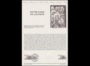 Collection Historique: Notre-Dame De Louviers / Kathedrale Notre-Dame 26.9.1981