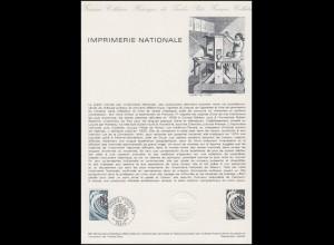 Collection Historique: Staatsdruckerei / Imprimerie Nationale 23.9.1978