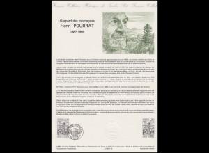 Collection Historique: Schriftsteller Henri Pourrat - Gaspard des Montagnes 1987