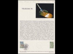 Collection Historique: UIT-Kongress Telekom / Telekommunikation 22.9.1979