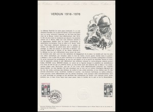 Collection Historique: Mahnmal & Denkmal - Die Schlacht um Verdun 1916-1976