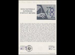Collection Historique: Wirtschaftshochschule / Economic Highschool 17.5.1980
