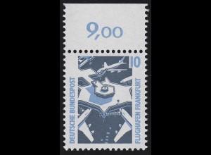 1347 SWK 10 Pf Oberrand ** postfrisch