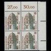 1339 SWK 30 Pf Eck-Vbl. or ** postfrisch
