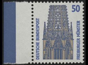 1340 SWK 50 Pf Seitenrand li. ** postfrisch