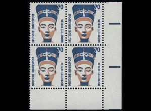 1374 SWK 70 Pf Eck-Vbl. ur ** postfrisch