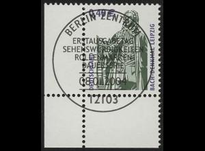 2375 SWK 0,40 Euro Ecke ul ESST Berlin