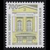 1691 SWK weiße Gum. 700 Pf, Einzelmarke + Nr. **