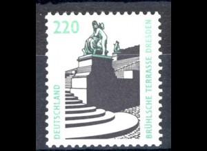 1936 SWK neue Nr. 220 Pf, Rollenanfang 1 **