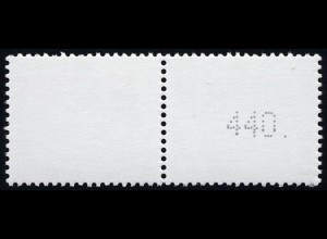 2299 0,45 Nr. mit P. 500er IIIc Naht-Paar mit Nr. **