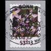 3094 Blume 28 Cent 2014 sk aus 500er mit GERADER Nummer, EV-O Bonn