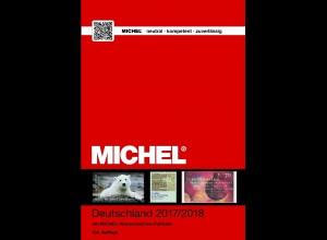 MICHEL Deutschland Katalog 2017/18 in Farbe