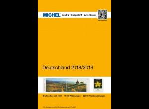 MICHEL Deutschland Katalog 2018/19 in Farbe