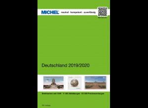 MICHEL Deutschland Katalog 2019/2020 in Farbe