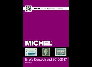 MICHEL Briefe-Katalog Deutschland 2016/17 in Farbe