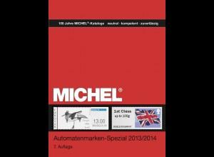 MICHEL Automatenmarken-Spezial-Katalog Ganze Welt 2013/14