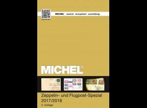 MICHEL Zeppelin- und Flugpost-Spezial-Katalog 2017/18