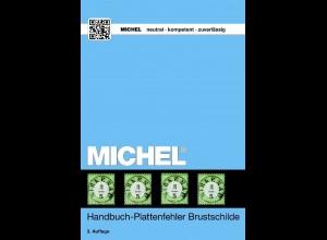 MICHEL Handbuch Plattenfehler Brustschilde 3. Auflage 2016